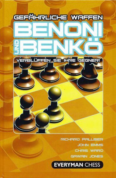 Schachbuch Benoni und Benkö