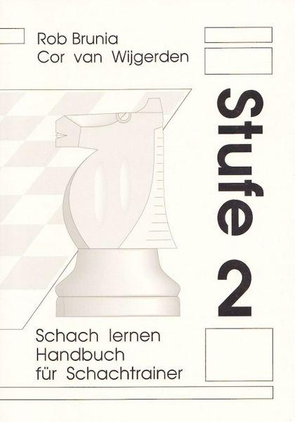 Schach lernen - Stufe 2 Lehrerhandbuch