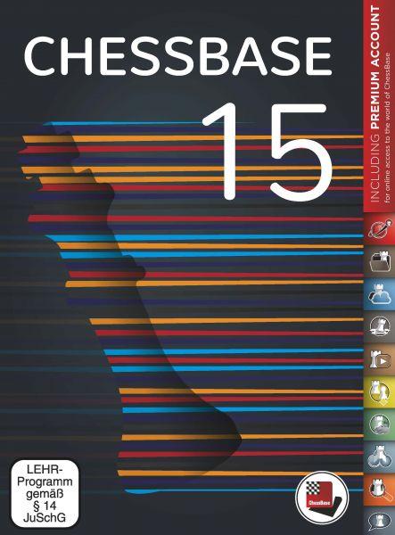 Schach DVD ChessBase 15 - Premiumpaket