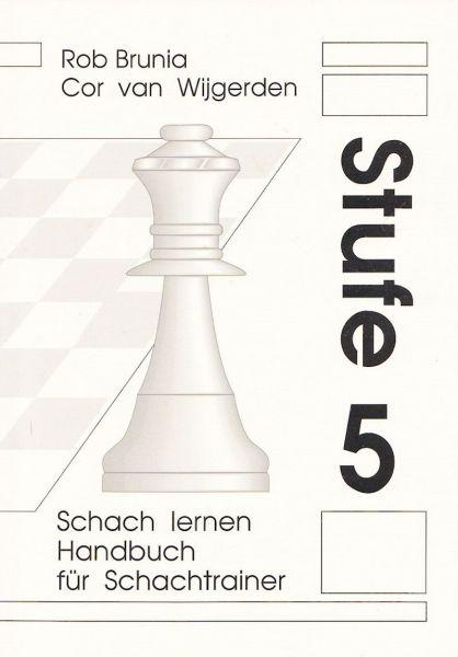 Schach lernen - Stufe 5 Lehrerhandbuch