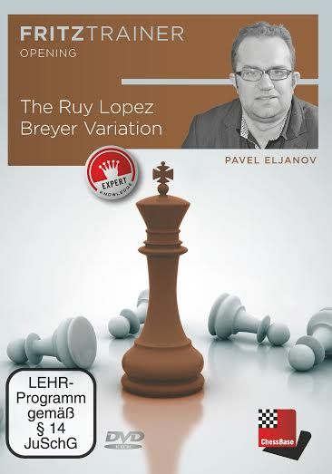 Schach DVD The Ruy Lopez Breyer Variation