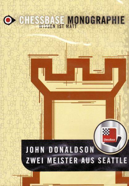 Schach CD John Donaldson Zwei Meister aus Seattle