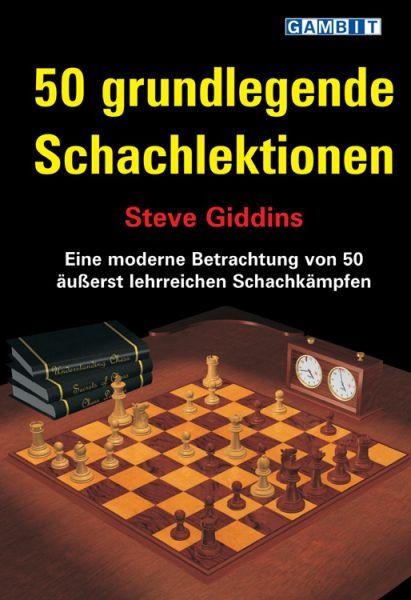 Schachbuch 50 grundlegende Schachlektionen