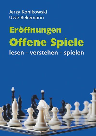 Schachbuch Eröffnungen - Offene Spiele