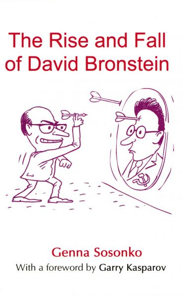 Schachbuch The Rise and Fall of David Bronstein
