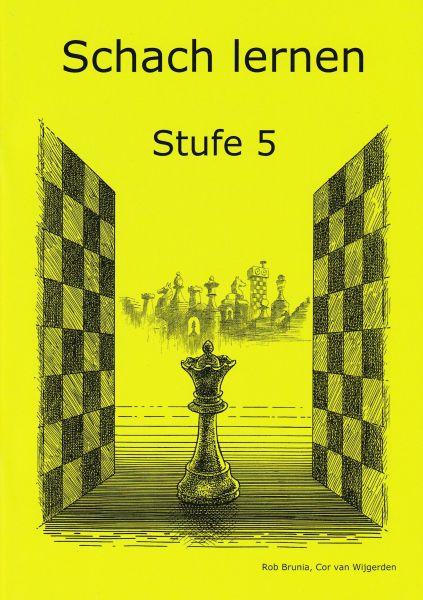 Schach lernen - Stufe 5 Schülerheft
