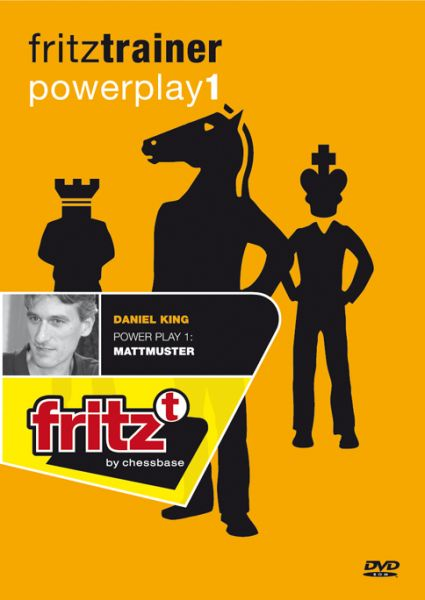 Schach DVD Power Play 1: Mattmuster