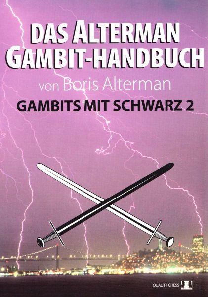 Schachbuch Das Alterman Gambit-Handbuch - Gambits mit Schwarz 2