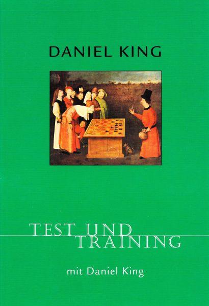 Schachbuch Test und Training mit Daniel King
