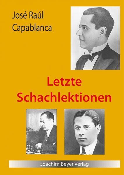 Schachbuch Letzte Schachletktionen
