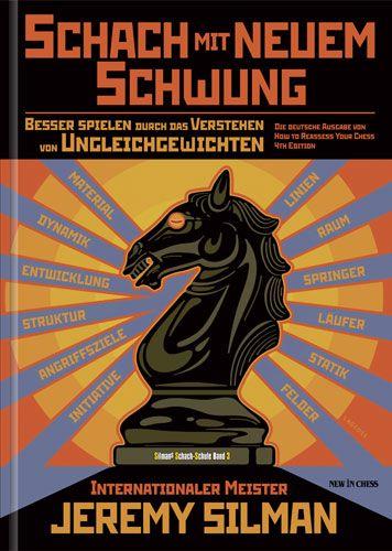 Schachbuch Schach mit neuem Schwung