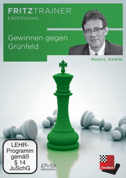 Schach DVD Gewinnen gegen Grünfeld