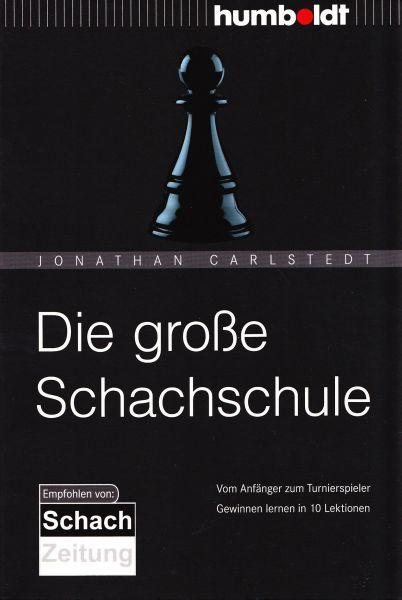 Schachbuch Die große Schachschule
