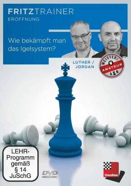 Schach DVD Wie bekämpft man das Igelsystem?