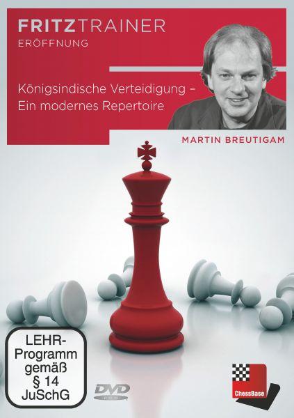 Schach DVD Königsindische Verteidigung - Ein modernes Repertoire