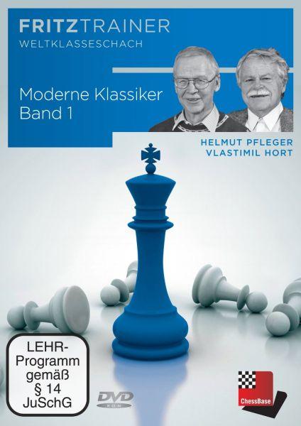 Schach DVD Moderne Klassiker Band 1