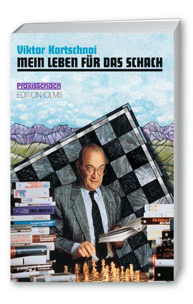 Schachbuch Mein Leben für das Schach