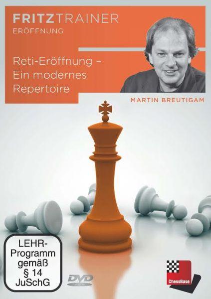 Schach DVD Reti-Eröffnung - Ein modernes Repertoire
