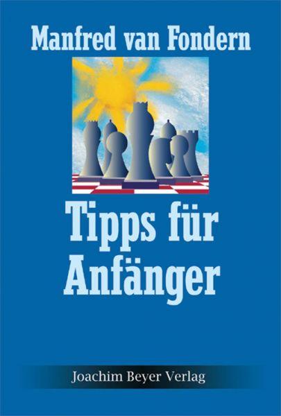 Schachbuch Tipps für Anfänger