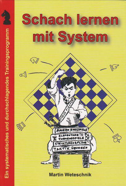 Schachbuch Schach lernen mit System