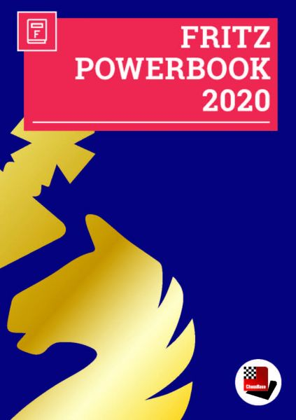 Schach DVD Fritz Powerbook 2020