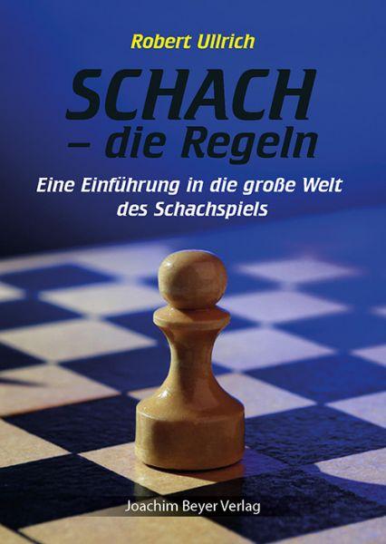 Schachbuch Schach - die Regeln