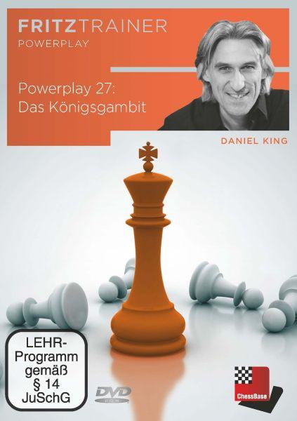 Schach DVD Power Play 27: Das Königsgambit
