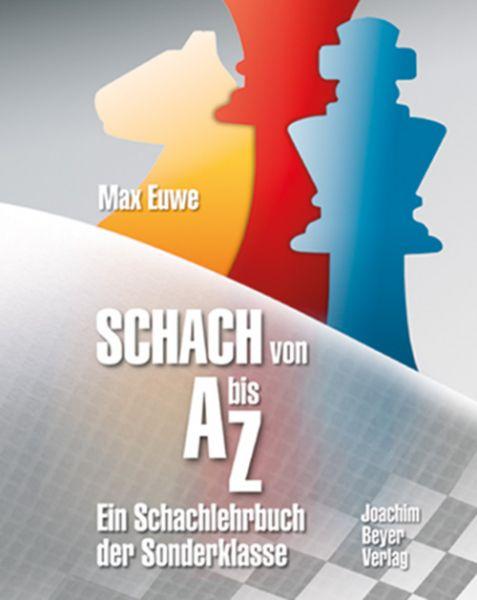 Schachbuch Schach von A - Z