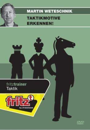 Schach DVD Taktikmotive erkennen