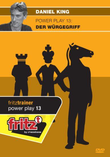 Schach DVD Power Play 13: Der Würgegriff