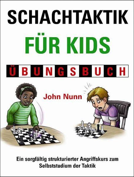 Schachbuch Schachtaktik für Kids