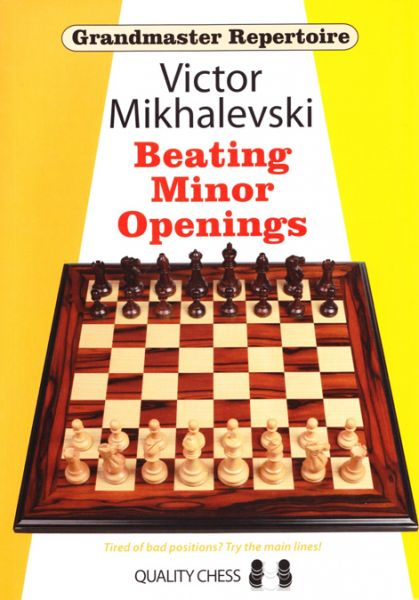 Schachbuch Beating Minor Openings