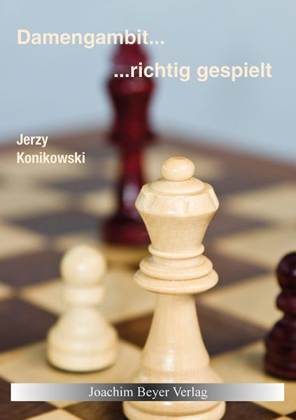 Schachbuch Damengambit - richtig gespielt