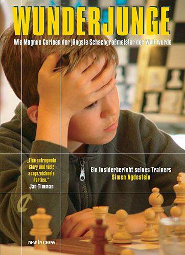 Schachbuch Wunderjunge