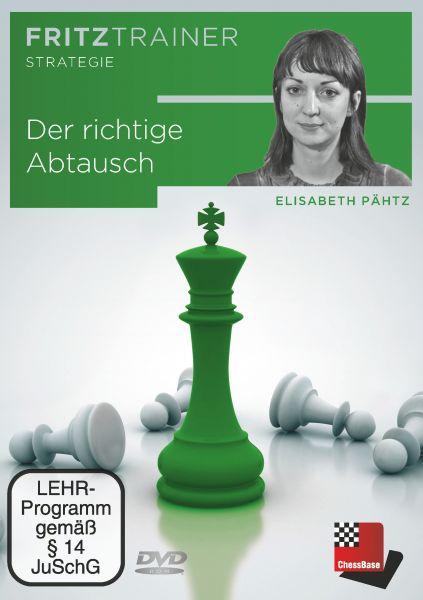 Schach DVD Der richtige Abtausch