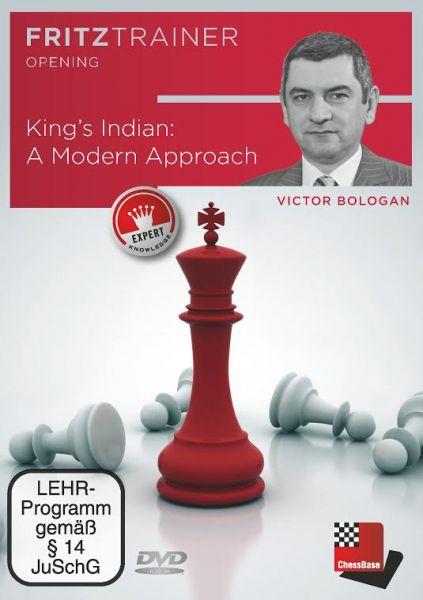 Schach DVD King's Indian: A modern approach