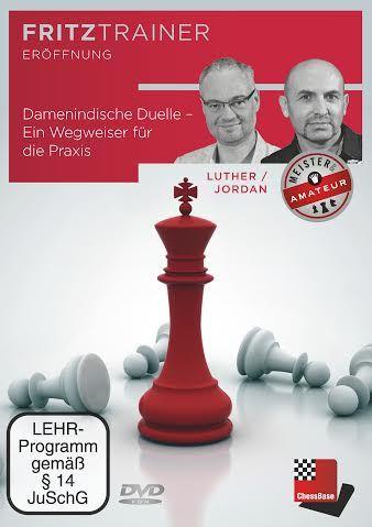 Schach DVD Damenindische Duelle – Ein Wegweiser für die Praxis