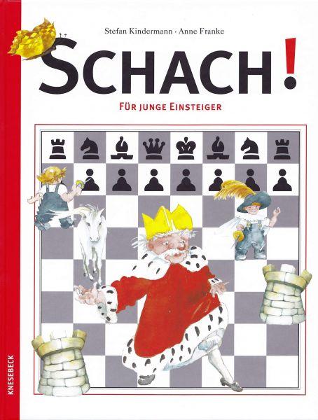 Schachbuch Schach! Für junge Einsteiger