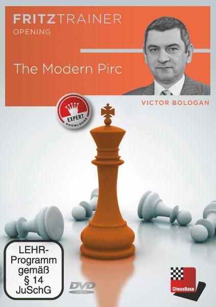 Schach DVD The Modern Pirc
