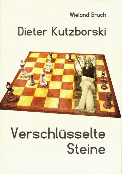 Schachbuch Dieter Kutzborski Verschlüsselte Steine