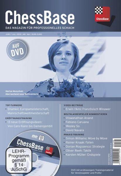 ChessBase Magazin 166