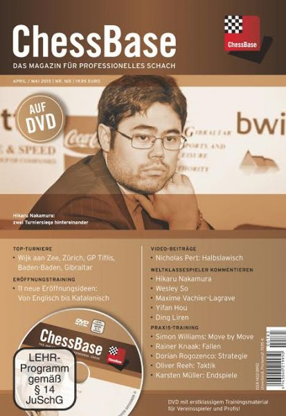 ChessBase Magazin 165