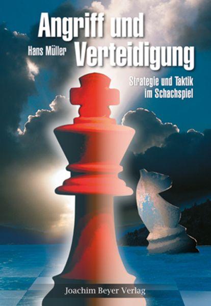 Schachbuch Angriff und Verteidigung