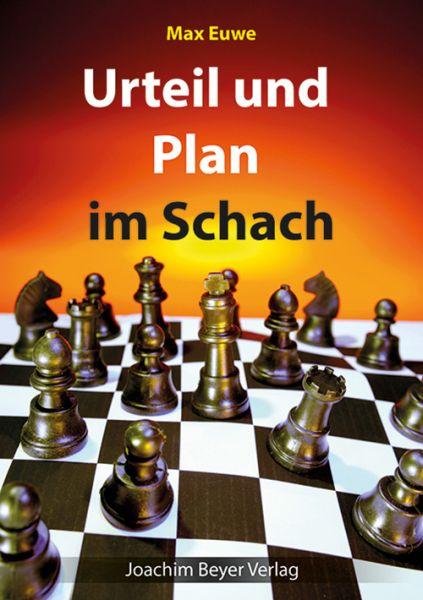 Schachbuch Urteil und Plan im Schach