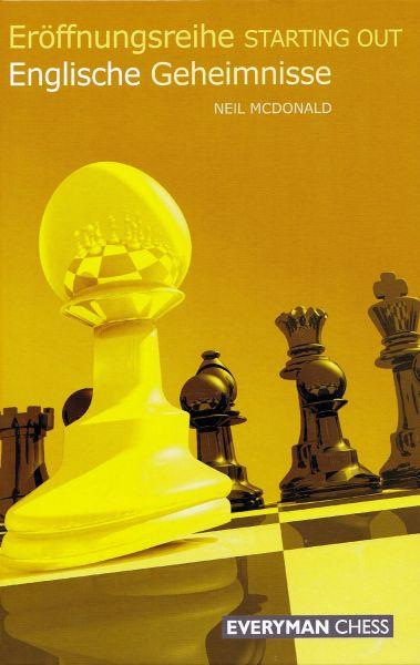 Schachbuch Englische Geheimnisse