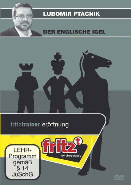 Schach DVD Der englische Igel