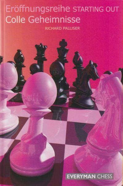 Schachbuch Colle Geheimnisse