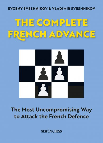 Schachbuch The Complete French Advance