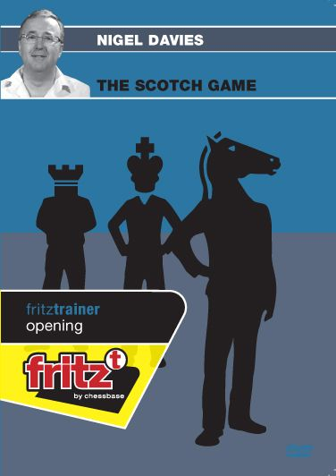Schach DVD The Scotch Game