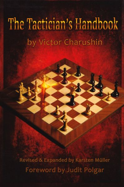 Schachbuch The Tactician´s Handbook